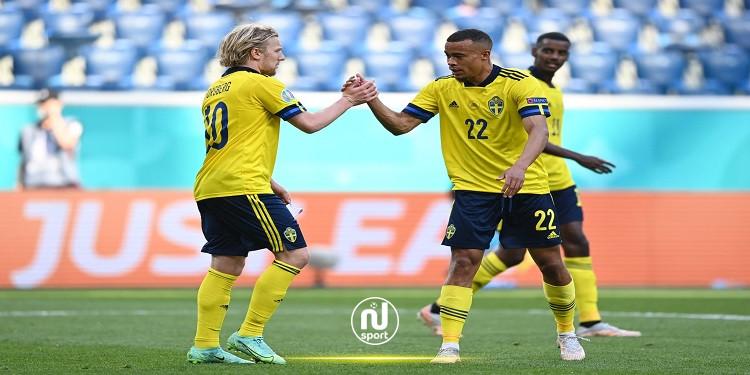 بطولة اوروبا: السويد تفوز على سلوفاكيا