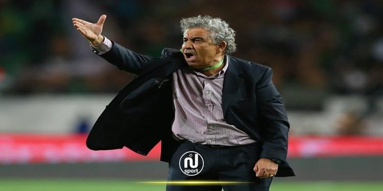 فوزي البنزرتي يضرب بقوة ويستبعد لاعبا من الوداد المغربي