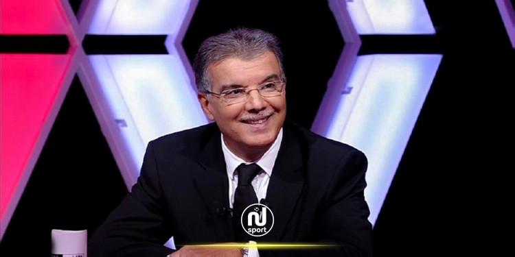 طارق ذياب: لا وجود لركلة جزاء في تدخل الياس الشتّي