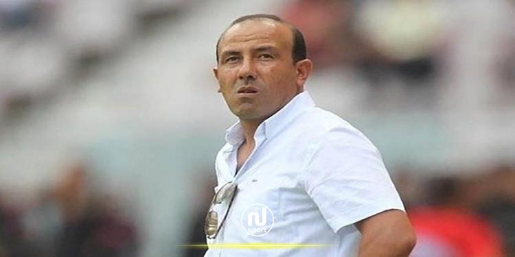 نادي الطائي السعودي يجدد عقد مدربه التونسي محمد الكوكي