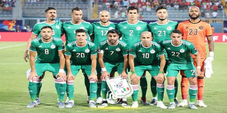 المنتخب الجزائري يستأنف التحضيرات استعدادا لمواجهة نسور قرطاج