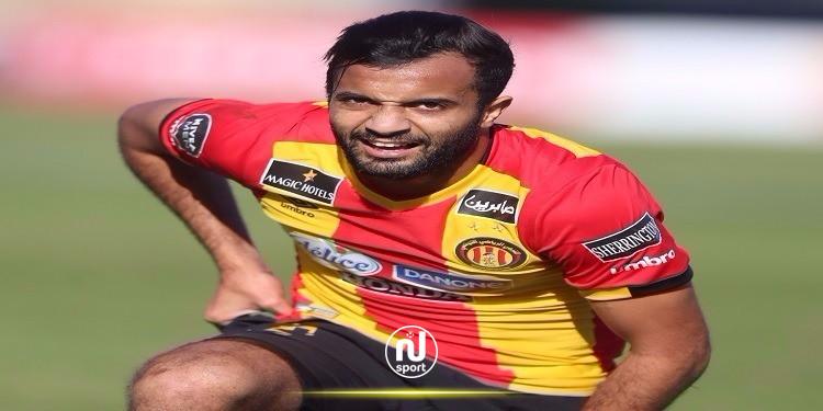 كاف: ايقاف طه ياسين الخنيسي عن النشاط لمدة عام