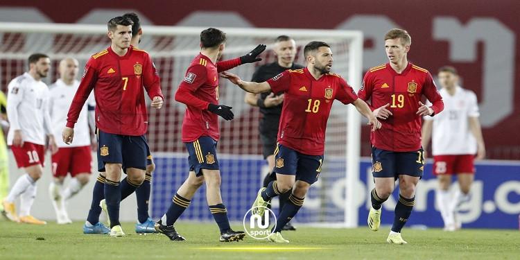 يورو 2020: إسبانيا تكتسح سلوفاكيا بخماسية وتتأهل للدور القادم