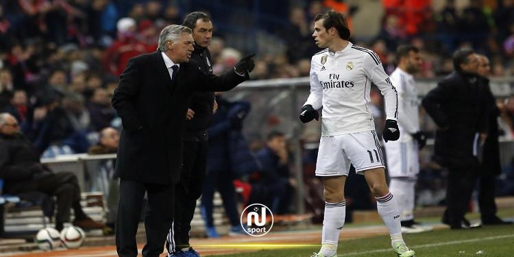 أنشيلوتي يحدد مصير 3 من نجوم ريال مدريد
