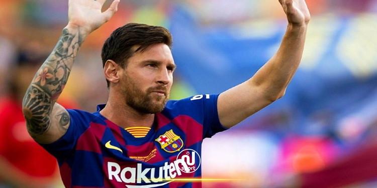 ميسي يكشف عن قراره النهائي حول مستقبله مع برشلونة