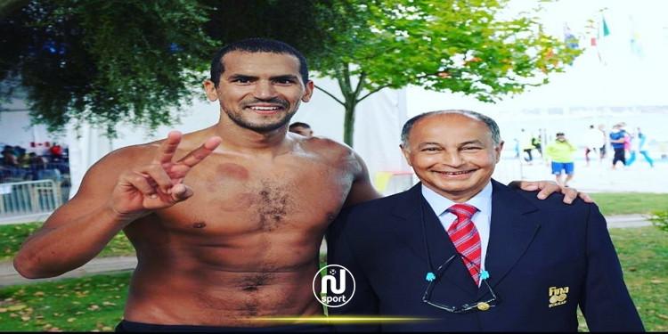 رئيس الاتحاد الدولي للسباحة يوجه رسالة لأسامة الملولي
