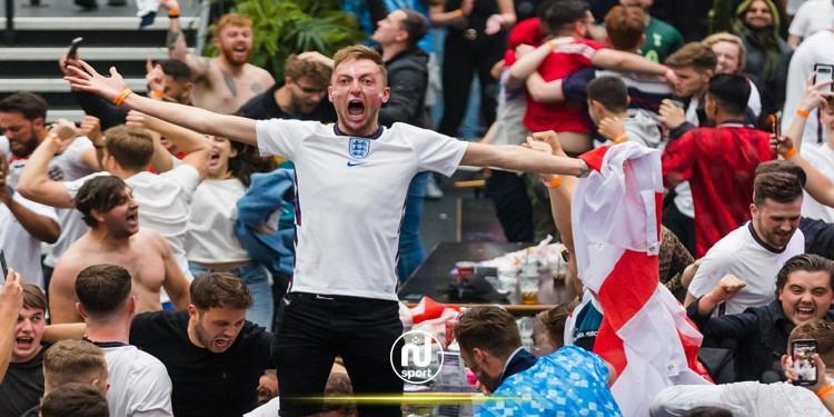 والد نجم المنتخب الانقليزي يتعرض لإصابة في أحداث شغب نهائي يورو 2020 !