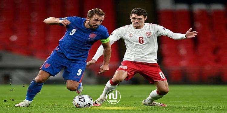يورو2020: انقلترا تواجه الدنمارك اليوم في نصف نهائي المسابقة