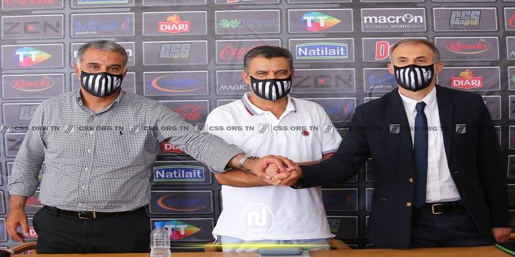 النادي الصفاقسي يشرع في تحضيراته للموسم الجديد بقيادة الايطالي سوليناس