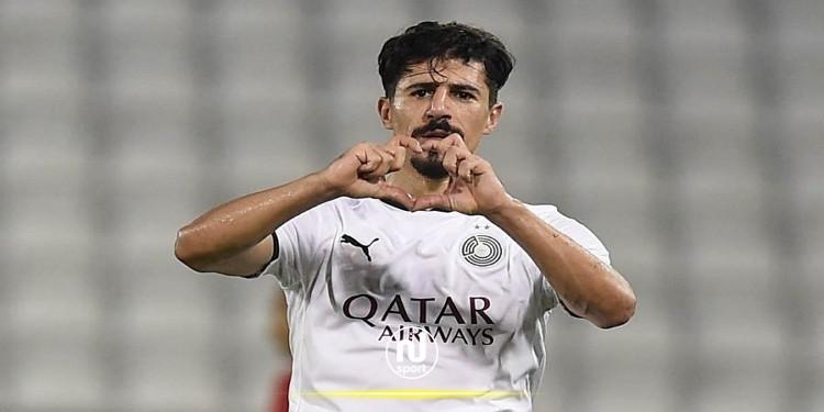 بغداد بونجاح: لن ألعب في فريق أصبح صغيرا في فرنسا!