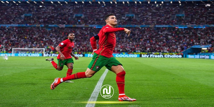 يورو2020: رونالدو هداف البطولة