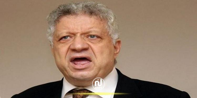 وزير الرياضة المصري يكشف حقيقة عودة مرتضى منصور للزمالك