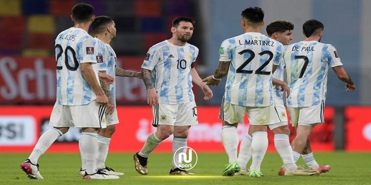 كوبا أمريكا: الأرجنتين تواجه كولومبيا في نصف النهائي