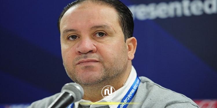 رسميا: نبيل معلول مدربا للترجي الرياضي التونسي