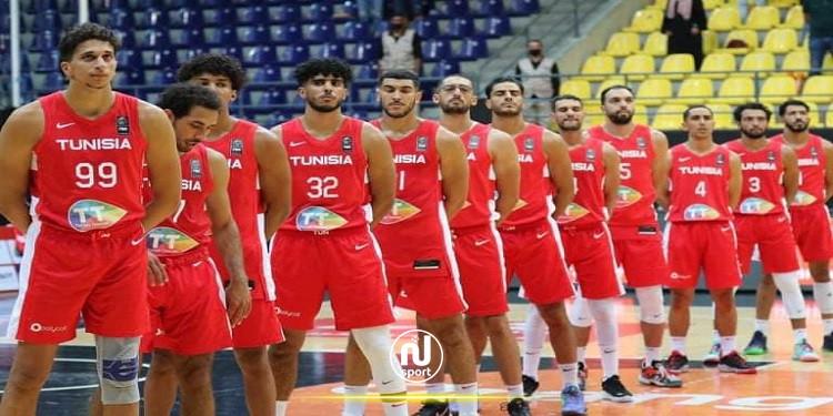 دورة ملك الاردن: المنتخب التونسي لكرة السلة ينهزم أمام نظيره المصري