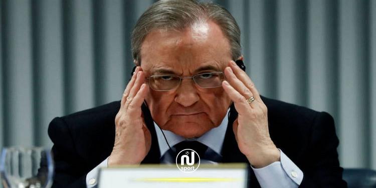 رئيس ريال مدريد يهاجم أسطورة النادي ويصفه بـ ''الكلب '' !