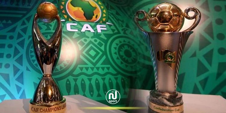 كاف يعلن عن موعد انطلاق مسابقتي دوري أبطال افريقيا وكأس الكاف