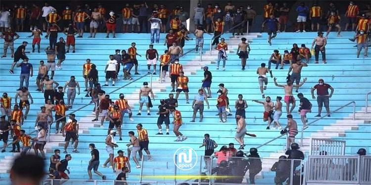 كاف يحرم الترجي الرياضي من جماهيره في دوري ابطال افريقيا