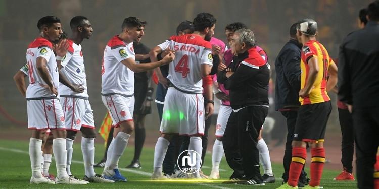 الوداد المغربي ينافس الترجي الرياضي على صفقة مهاجم بارز