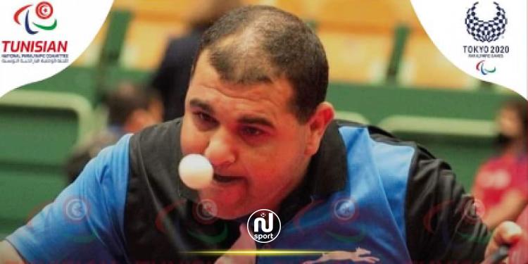 الألعاب البارالمبية: كريم غرس الله يخفق في التأهل الى ربع النهائي