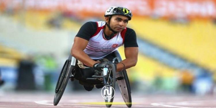 الألعاب البارالمبية: وليد كتيلة يتوج بذهبية سباق 100م كراسي