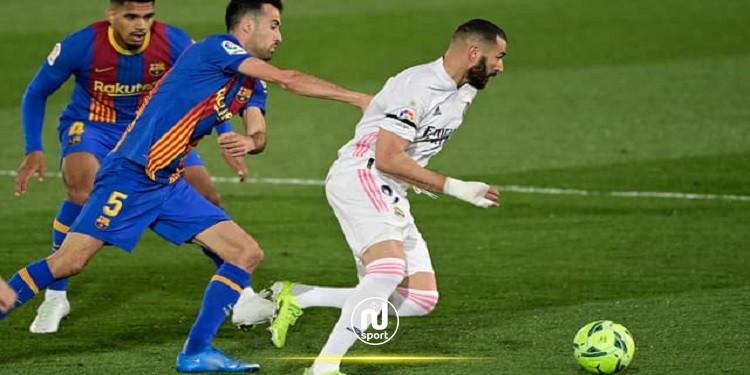 الكشف عن موعد الكلاسيكو بين ريال مدريد وبرشلونة