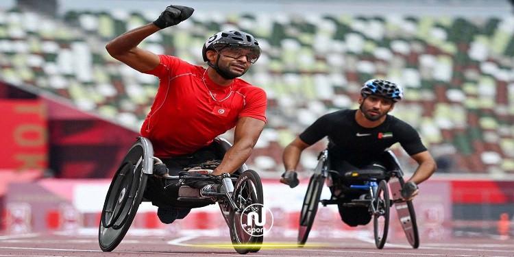 ألعاب بارالمبية: وليد كتيلة يتأهل لنهائي سباق 800 متر
