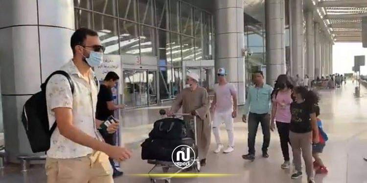 وصول حمدي النقاز إلى القاهرة للتفاوض مع الزمالك