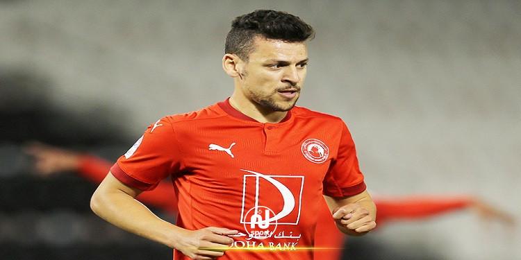 بطولة قطر: يوسف المساكني يتألق مع فريقه العربي القطري