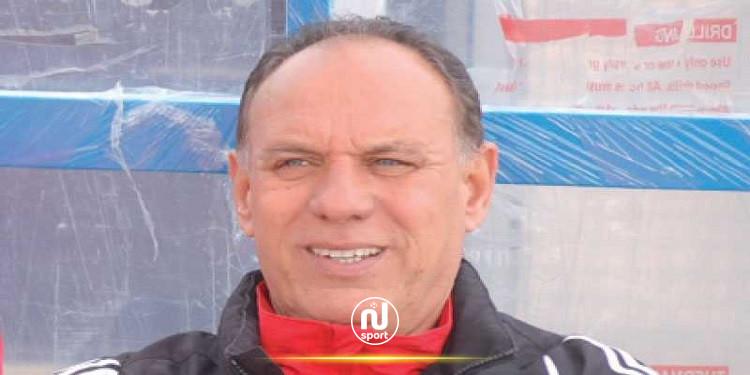 فريد بن بلقاسم مدربا جديدا لمستقبل الرجيش
