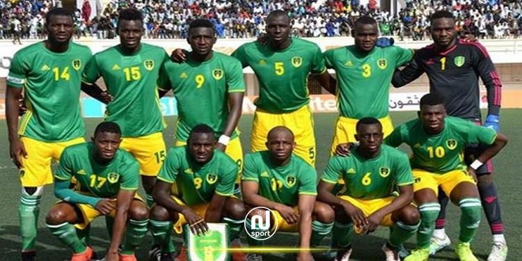 24 لاعبا في قائمة المنتخب الموريتاني للمواجهة المزدوجة امام المنتخب التونسي