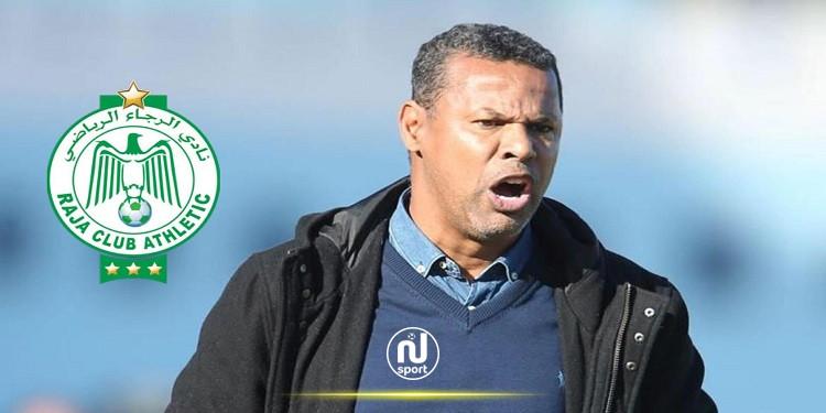 الدوري المغربي: لسعد جردة بالعلامة الكاملة مع الرجاء الرياضي