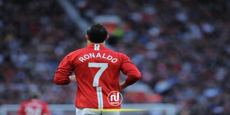 قميص كريستيانو رونالدو الأكثر مبيعا في التاريخ