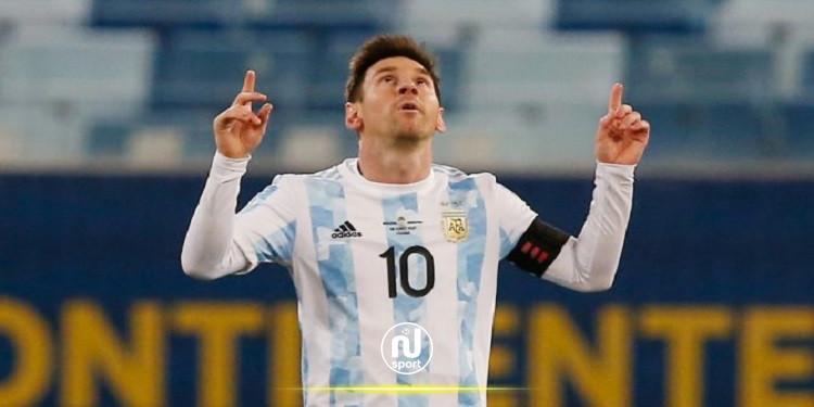 ميسي يواصل كسر الأرقام القياسية في عالم كرة القدم