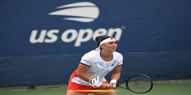 دورة أمريكا المفتوحة للتنس: أنس جابر تلاقي البلجيكية اليس مارتنس فى الدور 3