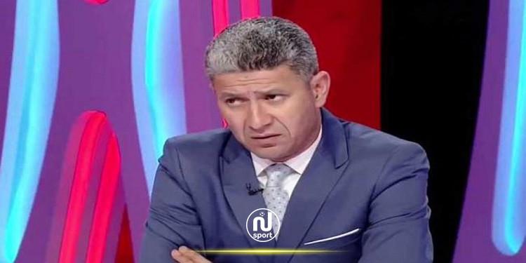 زبير بية يكشف عن نيته الترشح لرئاسة النجم الساحلي