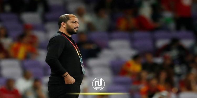 معين الشعباني يهدد بمغادرة فريق المصري البورسعيدي