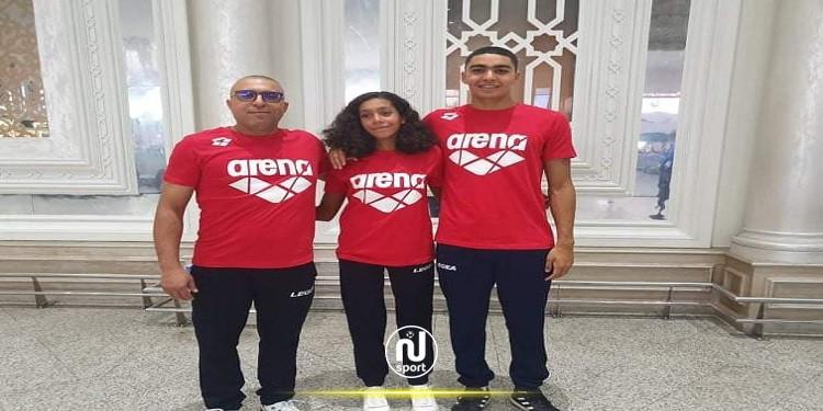 البطولة الافريقية للسباحة: التونسي خليل بن عجمية يتوج بالميدالية الذهبية