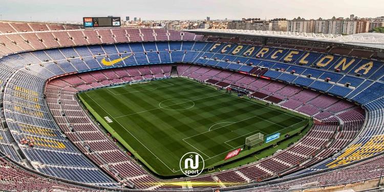 برشلونة ينوي إعادة بناء كامب نو في 2022