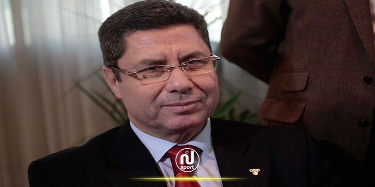 محرز بوصيان نائب أوّل لرئيس اللجنة الدولية لألعاب البحر الأبيض المتوسط