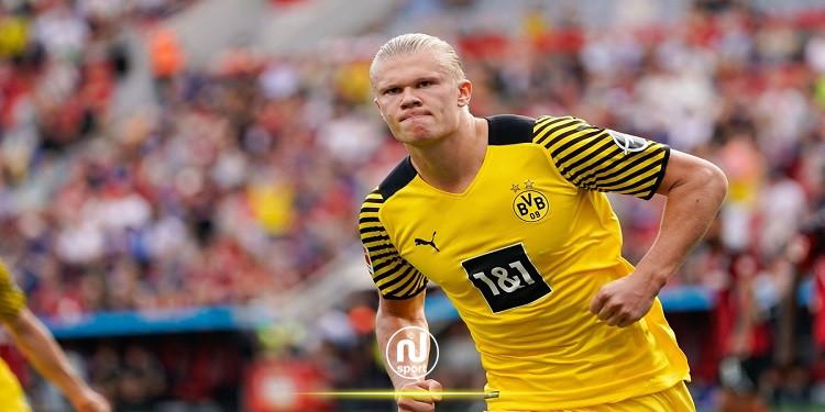 دورتموند يعلن غياب مهاجمه النرويجي هالاند بداعي الإصابة