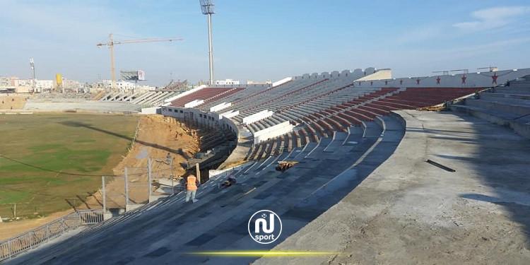 الملعب الاولمبي بسوسة يفتح ابوابه لاحتضان المباريات في مارس المقبل