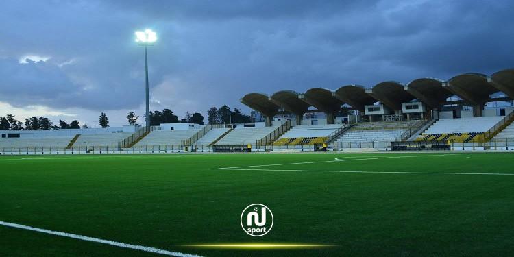 ملعب 15 أكتوبر ببنزرت مؤهل لاحتضان المباريات الرسمية