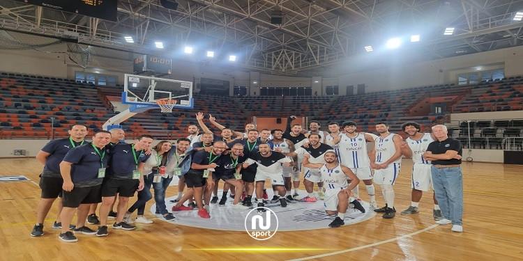 البطولة العربية لكرة السلة: الزهراء الرياضية تفوز على الوكرة القطري