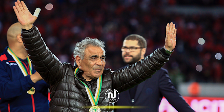 فوزي البنزرتي مرشح لتدريب الرجاء الرياضي خلفا للسعد جردة