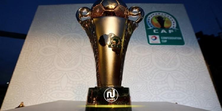 كأس الكونفدرالية الإفريقية: برنامج ذهاب الدور التمهيدي الثاني