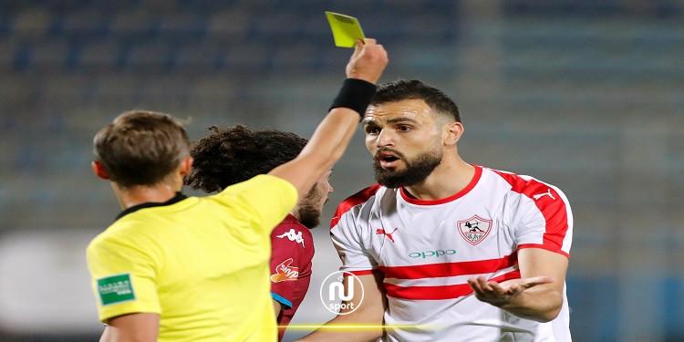 النادي المصري يكشف حقيقة اتصالاته بحمدي النقاز