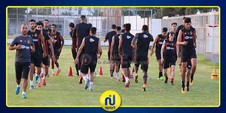 وصول بعثة الترجي الرياضي إلى تونس