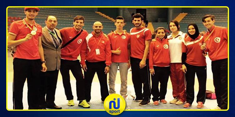 المنتخب التونسي للتايكواندو يشارك ب7 رياضيين في بطولة العالم