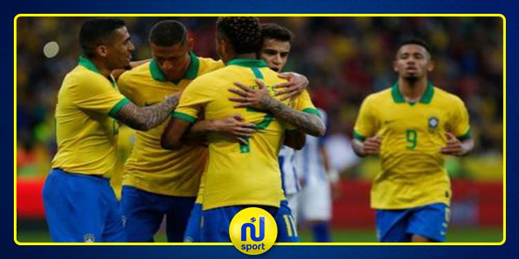 البرازيل تفتتح مشاركتها في كوبا أمريكا بالفوز على بوليفيا